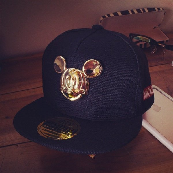 Hot cartoon cute ear hats children snapback Caps baseball Cap with ears Funny Hats spring summer hip hop boy hats caps 6
