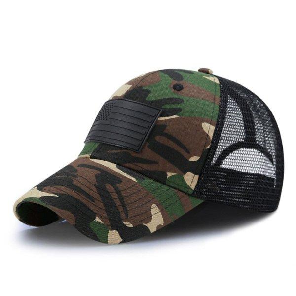 New Summer Sport Mesh Baseball Caps Men or Women Outdoor Snapback Bone Breathable Hats Z-6273 12