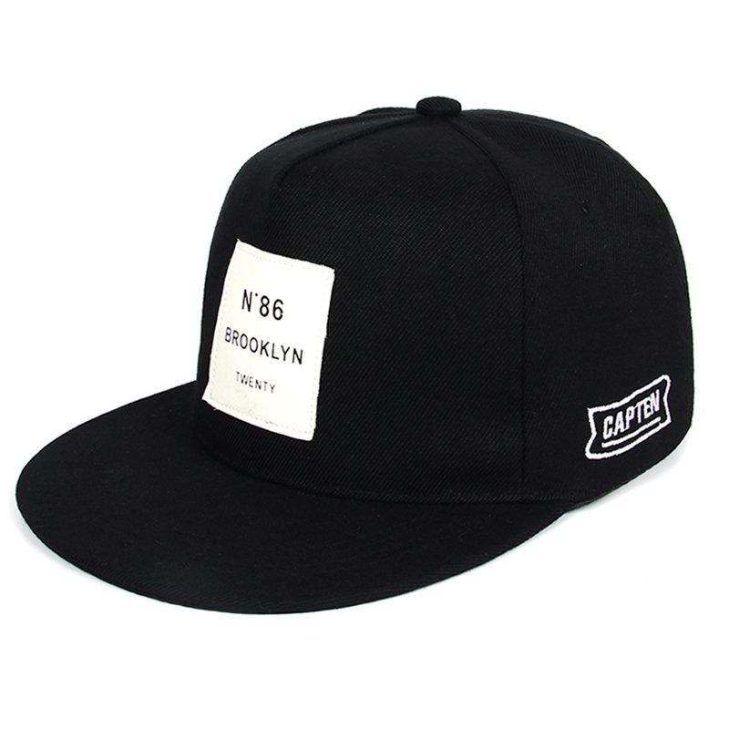 Black Snapback Cap Men Hip Hop Baseball Cap Men Summer Baseball Caps ... 1d525563139