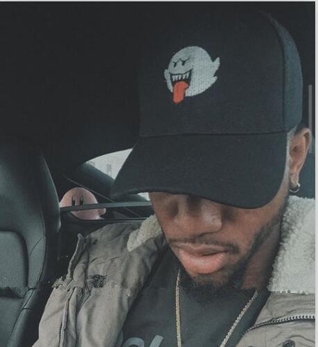 Bryson Tiller Hat American Rapper Singer Trapsoul Snapback Hip Hop Dad Hat  Distressed ... 940ab8652b6c