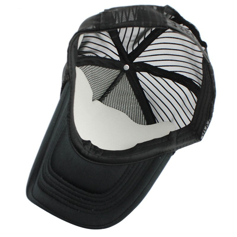 7a142a85823 FETSBUY Casual Unisex Skull mesh Baseball Cap Summer Casquette ...