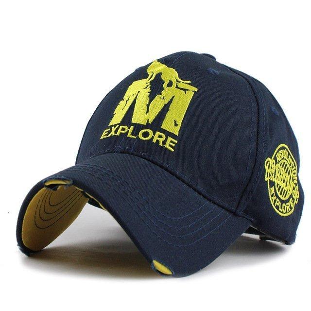 00170336f3b FETSBUY M Baseball Cap Men Cotton hat for Man Women Fitted ...