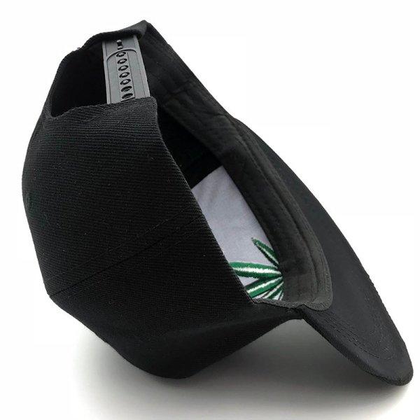 Fashion Weed Snapback Caps Hats Hip Hop Baseball Cap Strapback Men Women Bone Aba Reta Gorras Homme Casquette Weed Leaf Snapback 6