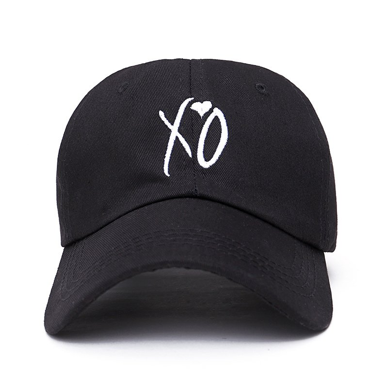 Fashion adjustable XO hat the Weeknd Snapback hats for men women ... 7b906ba7c0f