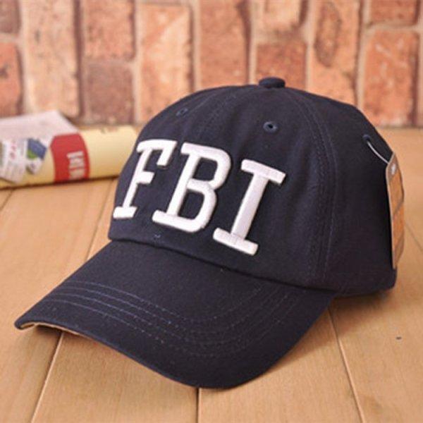 High quality Wholesale Retail 1pc free shipping voron Hat & Cap FBI Fashion Leisure embroidery CAPS Unisex Baseball Cap 3