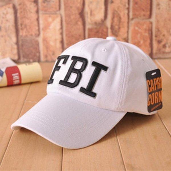 High quality Wholesale Retail 1pc free shipping voron Hat & Cap FBI Fashion Leisure embroidery CAPS Unisex Baseball Cap 7