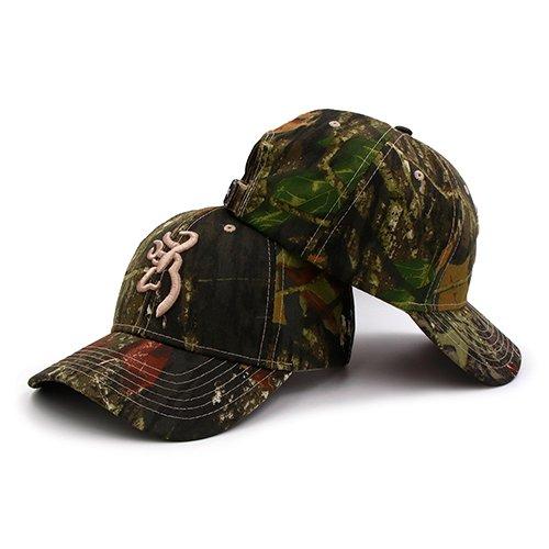 KOEP Browning Camo Baseball Cap Fishing Caps Men Outdoor Hunting ... 4f4b23156e83