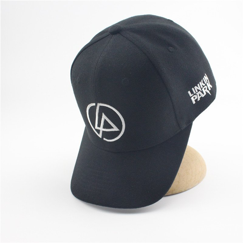 Lincoln Linkin Park Rock Snapback Caps Hip Hop Polo Baseball Cap ... b347b6855a6