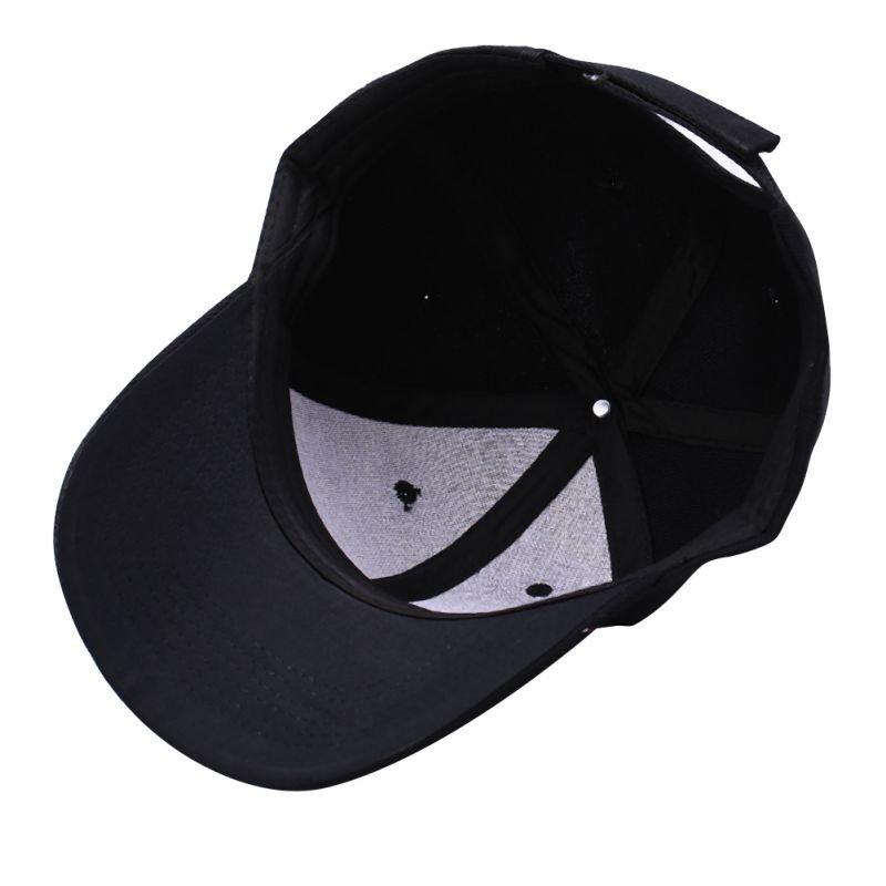 Men Women Plain Baseball Cap Unisex Curved Visor Hat Hip-Hop ... a1636229e9e0