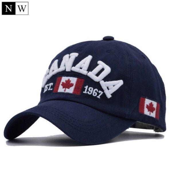 Cotton Gorras Canada Baseball Cap Flag Of Canada Hat Snapback Adjustable Mens Baseball Caps Brand Snapback Hat 10