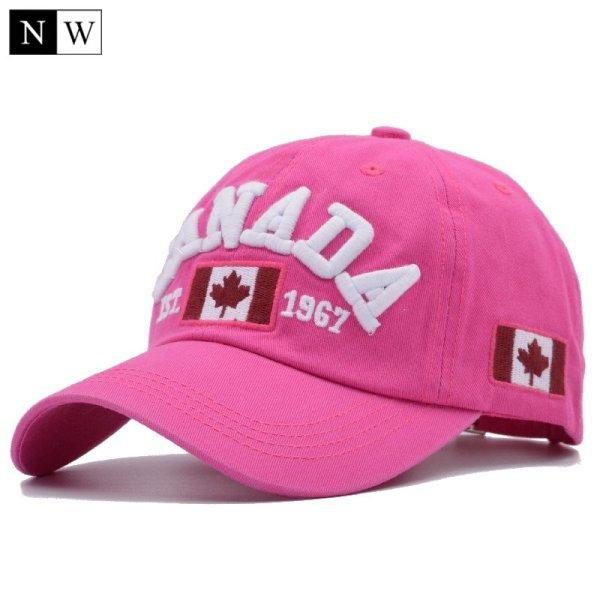Cotton Gorras Canada Baseball Cap Flag Of Canada Hat Snapback Adjustable Mens Baseball Caps Brand Snapback Hat 6