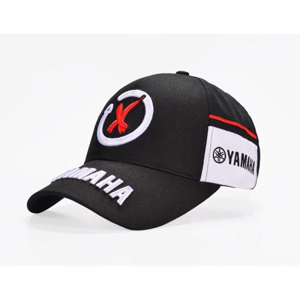 New Black Red F1 racing cap Car Motocycle Racing MOTO GP VR 99 rossi Embroidery hiphop cotton trucker Yamaha Baseball Cap Hat 1