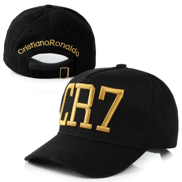 Newest Style Cristiano Ronaldo CR7 Hats Baseball Caps Hip Hop Caps Snapback Hats for Men Women High Quality 2