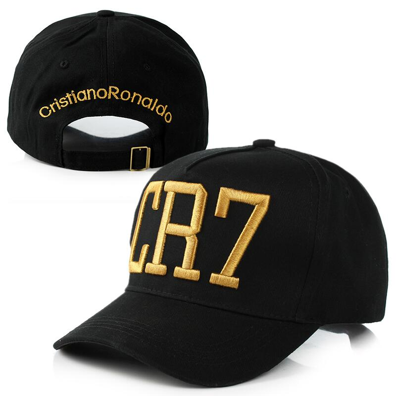 b1a5e07bb94 Newest Style Cristiano Ronaldo CR7 Hats Baseball Caps Hip Hop Caps Snapback  ...