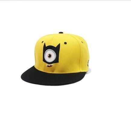 Parenting children baseball caps cartoon character design minions jpg  434x432 Adult minion hard hats 9935fc63df05