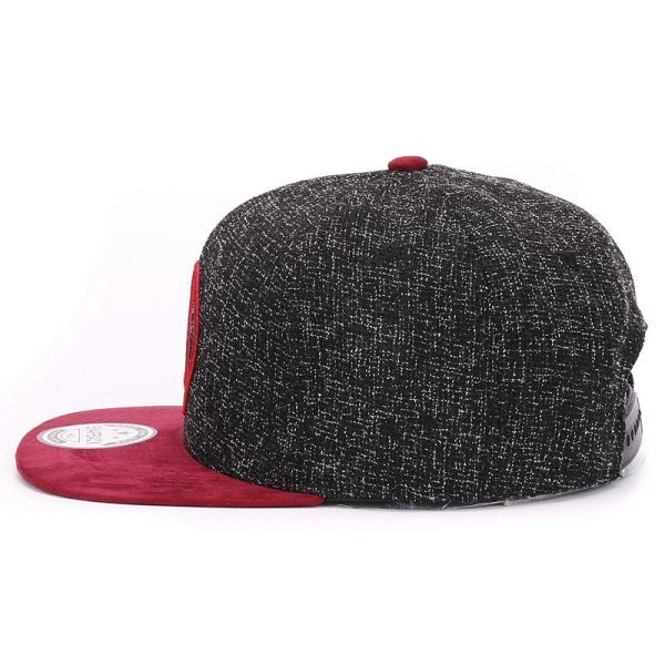 Quality Snapback cap NY round triangle embroidery brand flat brim baseball cap youth hip hop cap and  hat for boys and girls 8