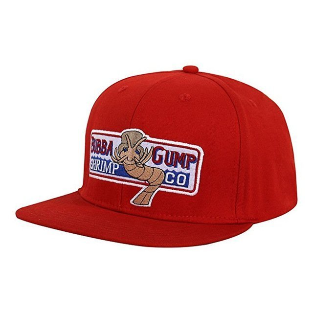 5a2dc8db6c7 VORON 1994 Bubba Gump Shrimp CO. Baseball Hat Forrest Gump Costume ...