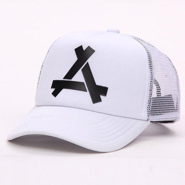 New Summer Baseball Mesh Golf Cap Cap Snapback Hat Fashionable Polo Sports Hiphop Trucker Hat God Men Women Cap 8
