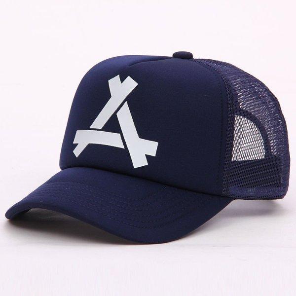 New Summer Baseball Mesh Golf Cap Cap Snapback Hat Fashionable Polo Sports Hiphop Trucker Hat God Men Women Cap 10