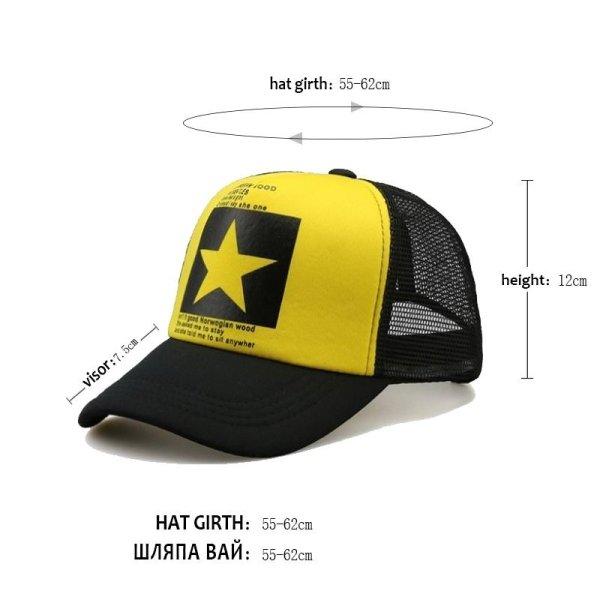 VORON New Super Big Stars cap Hat Autumn-summer baseball snapcap snapback caps Men women hiphop sport hats Gorras hat cap 12
