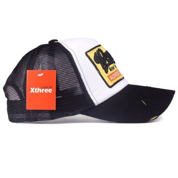 [Xthree]summer snapback hat baseball cap mesh cap cheap cap casquette bone hat for men women casual gorras 6