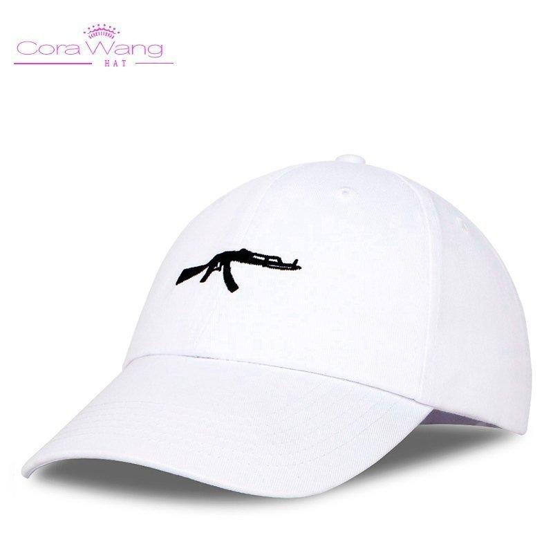 top selling Uzi Gun Baseball Cap US Fashion 2017 Ak47 Snapback Hip hop Cap  Curve ... 8ecc8e81e29a