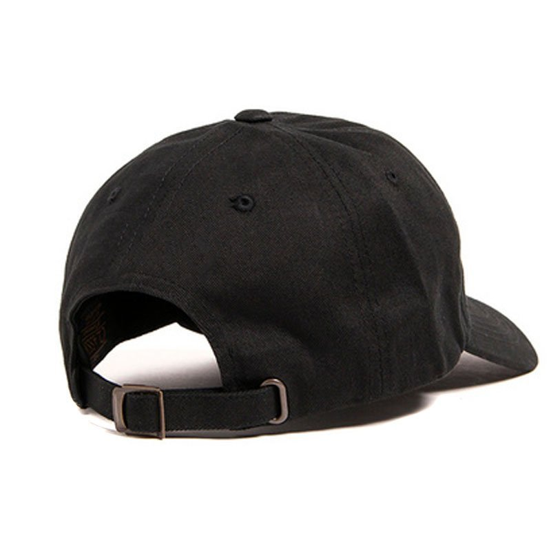 BRAND NEW WITH TAGS DESIGNER BLACK CAP HAT SNAPBACK