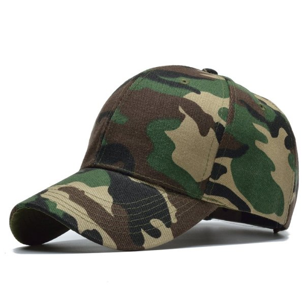 Snow Camo Baseball Cap Men Tactical Cap Camouflage Snapback Hat For Men High Quality Bone Masculino Dad Hat Trucker 2