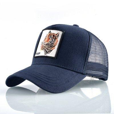 8 Kinds of embroidery animal Baseball Caps men Breathable Mesh Snapback  caps Unisex sun hat for women bone Casquette Hip Hop cap bac1ba9ade5