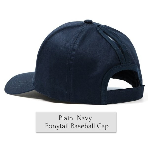 c66167c329c Drop Shipping CC Glitter Ponytail Baseball Cap Women Messy Bun ...