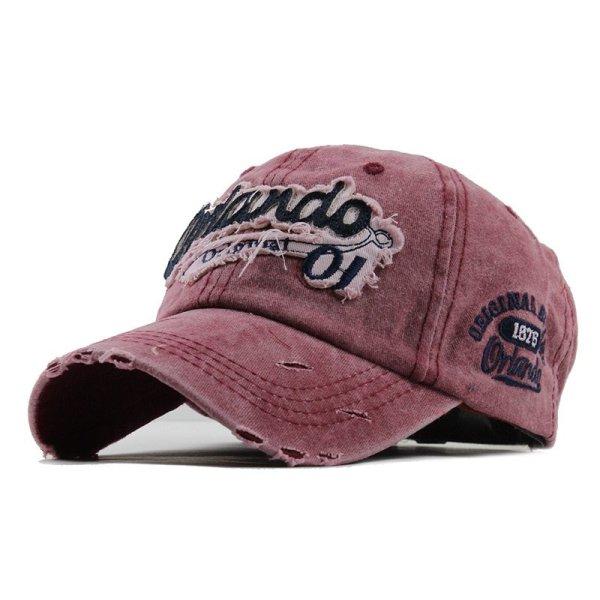 [FLB] Brand Men Baseball Caps Dad Casquette Women Snapback Caps Bone Hats For Men Fashion Vintage Gorras Letter Cotton Cap F111 3