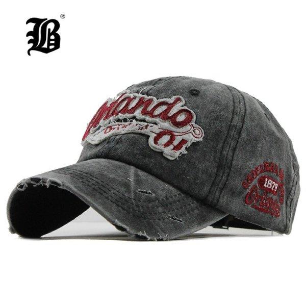 [FLB] Brand Men Baseball Caps Dad Casquette Women Snapback Caps Bone Hats For Men Fashion Vintage Gorras Letter Cotton Cap F111 1