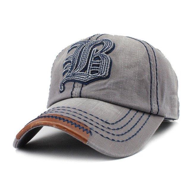 FLB  Cotton Embroidery Letter W Baseball Cap Snapback Caps Bone ... 15d30fc5502