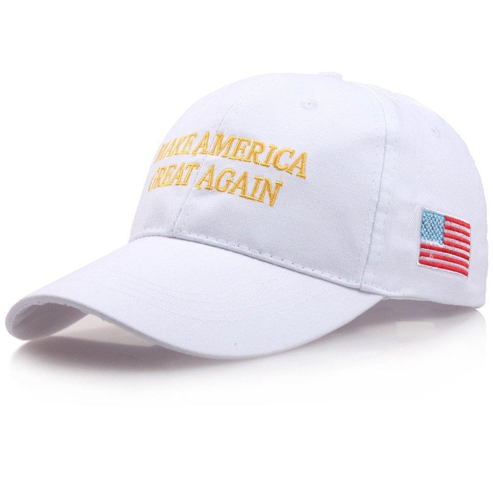 e648ba80 Make America Great Again Hat Donald Trump Cap GOP Republican Adjust Baseball  ...