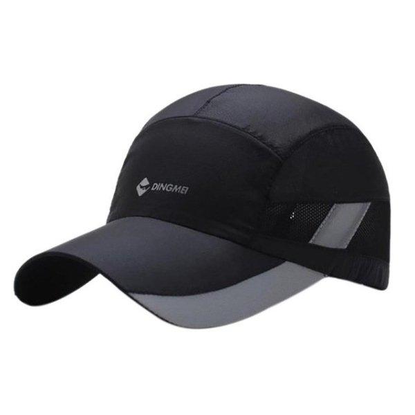 Mesh Quick Dry Baseball Cap Women Cap Summer Adjustable Hat Mesh Unisex Cotton Hat Men Fishing Caps Casual H9 2