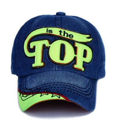 84aefd335b7 TOP BOY Baby Baseball Caps kids Snapback Hip Hop Cap Boys Girls ...