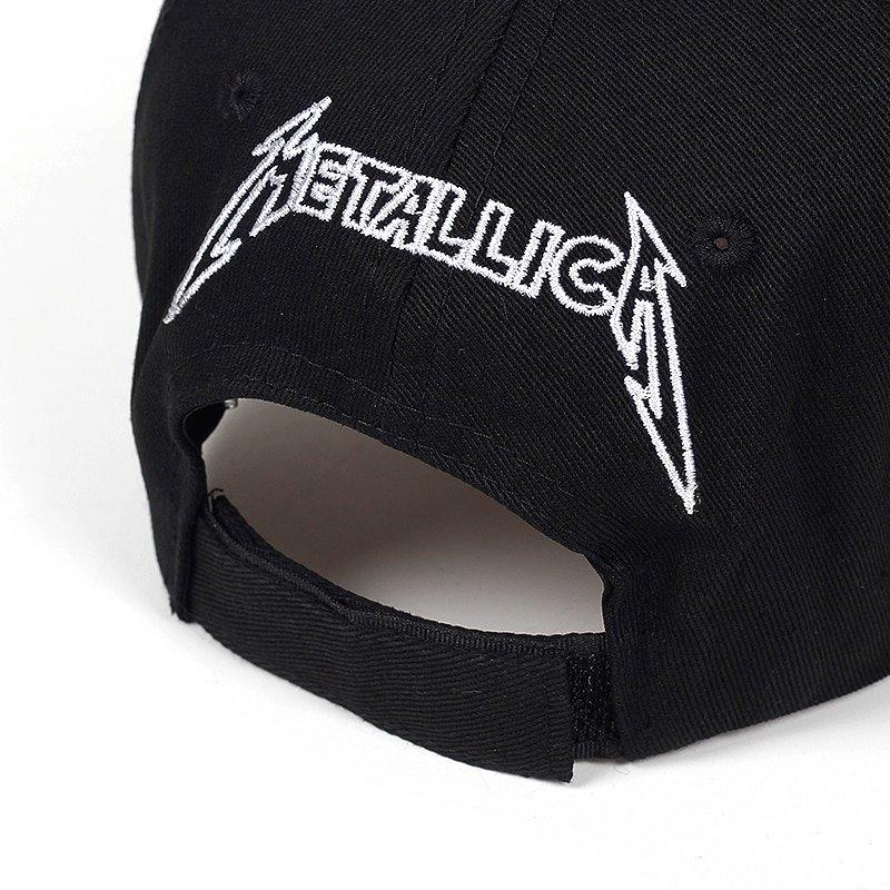 Top Selling Gothic Metal Mulisha Baseball Cap Women Hats Fashion Brand  Snapback Caps Men hip hop cap Metallica baseball Caps 56267ce10ff5