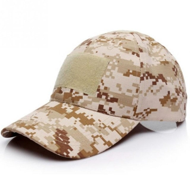 4e1d734d6d2 6 Patterns for Choice Snapback Camouflage Tactical Hat Patch Army ...
