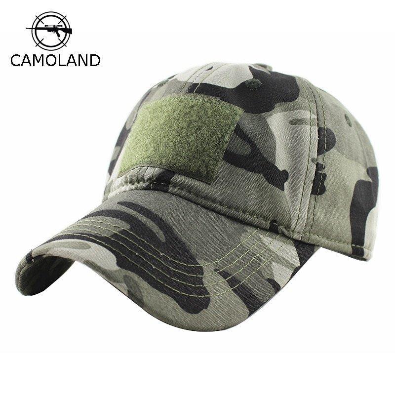 d7f509bbb01 ... Camo Tactical Cap Camouflage Snapback Hat For Men High Quality Bone  Masculino Dad Hat Trucker Cap. Sale! 🔍. https   capshop.store