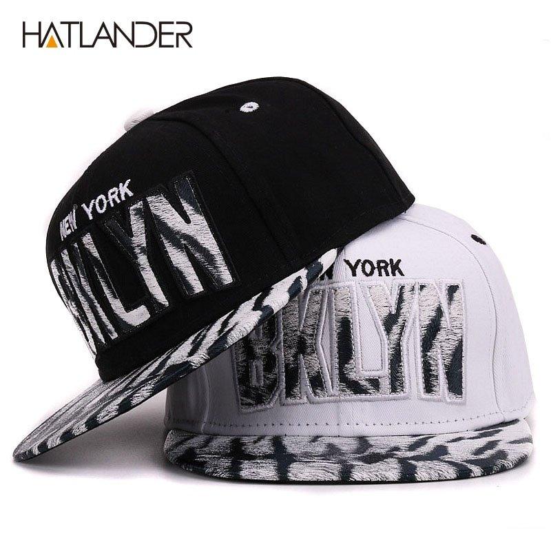 efff5c630e2 HATLANDER Brand flat brim gorra baseball cap for kids hip hop hat ...