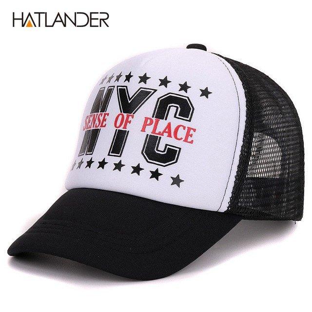 0066757875f Hatlander 2017 children baseball cap baby girls hats boys snapback ...