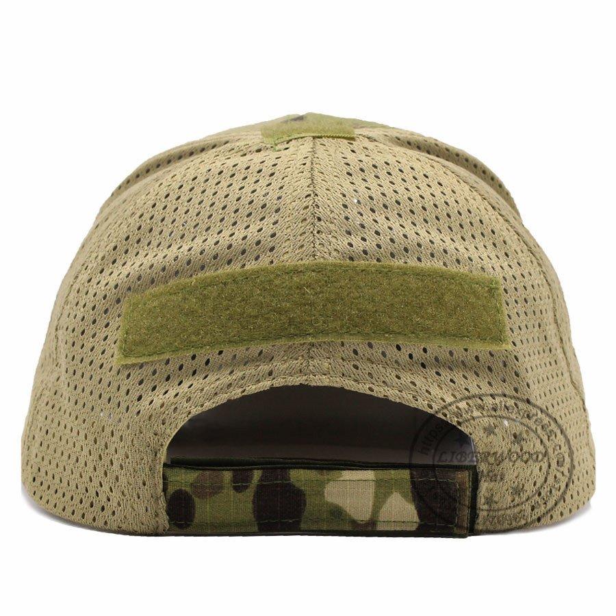 LIBERWOOD ACU Multicam Operator Hat Special Force Camo Mesh Cap ... 37551b44292
