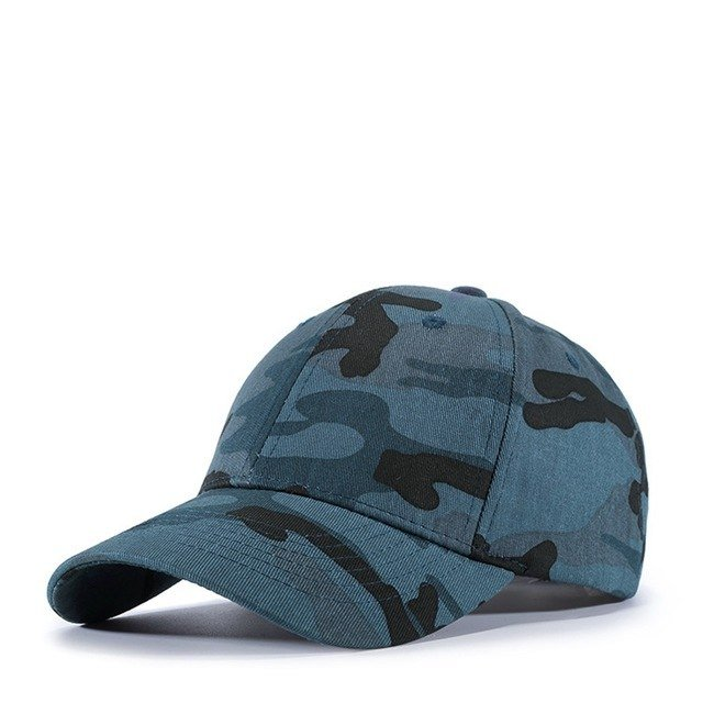 2bd3a8bf12837d Yienws Dad Hats Camouflage Baseball Caps for Men Bone Army Green ...