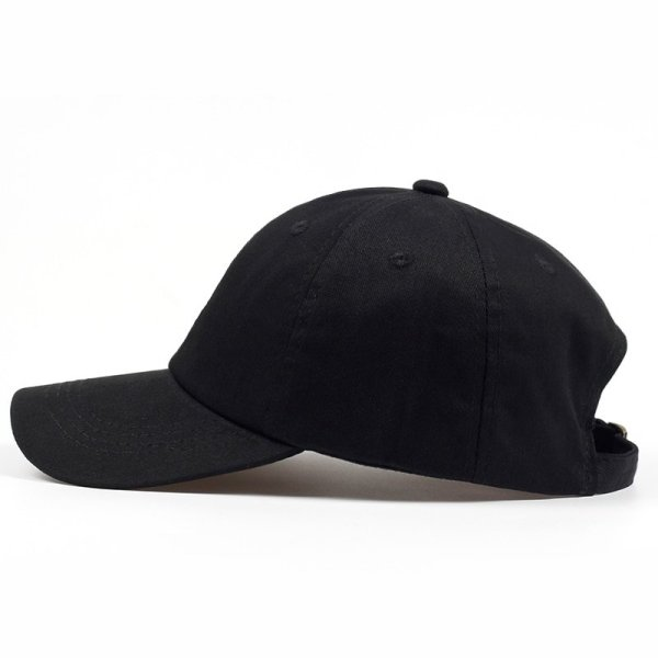 100% Cotton Japanese Anime Naruto Dad Hat Uchiha Family Logo Embroidery Baseball Caps Black Snapback Hat Hip Hop for Women Men 3