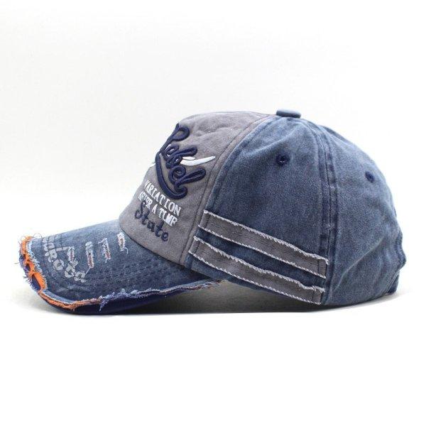 AETRUE Brand Men Baseball Caps Dad Casquette Women Snapback Caps Bone Hats For Men Fashion Vintage Hat Gorras Letter Cotton Cap 4