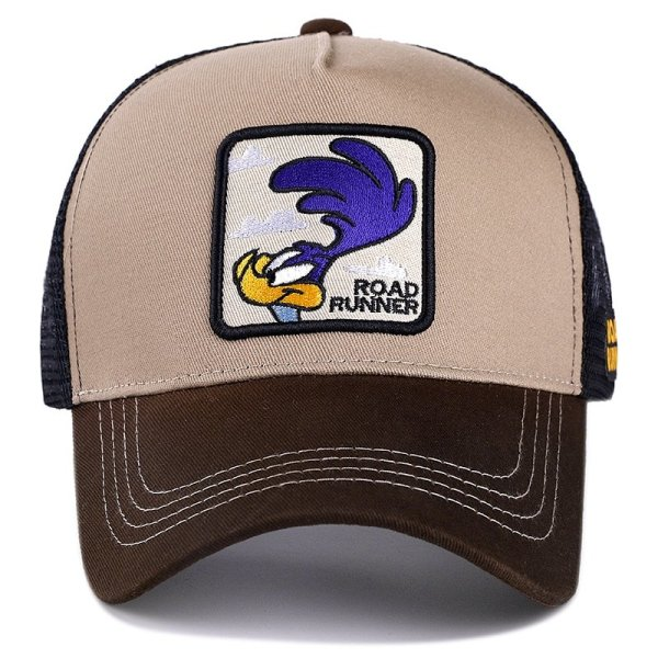 2020 DRAGON BALL MARVEL Snapback Cap Cotton Baseball Cap Men Women Hip Hop Dad Mesh Hat Trucker Dropshipping 3