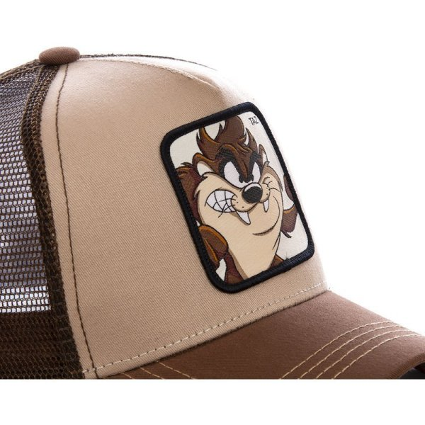 2020 High Quality  Animal TAZ Embroidery 6 Colours Snapback PICCOLO Cotton Baseball Cap Men Women Hip Hop Dad Mesh Hat Trucker Hat 4