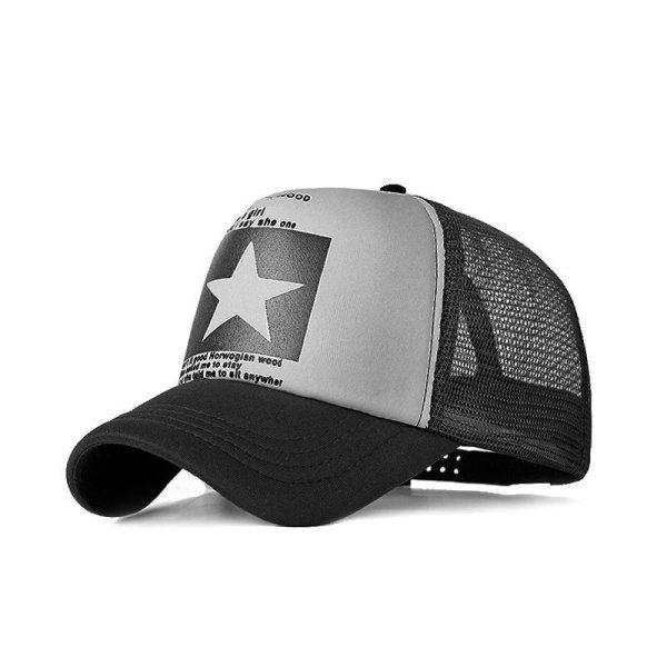 2020 Baseball Cap For Women Men Mesh Cap Snapback Hat Bone Adjustable Baseball Cap Hat Wholesale 3