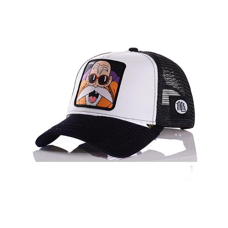 Mesh Baseball Cap Women Men Animal Embroidery Hat Adjustable Sport Snapback Bone