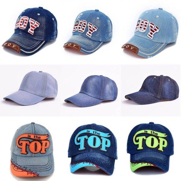 TOP BOY Baby Baseball Caps kids Snapback Hip Hop Cap Boys Girls Summer Sun Hats gorras planas enfants casquette gorras czapka 2